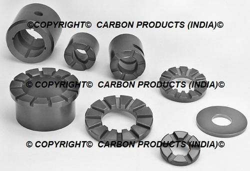 thrust bearings. graphite thrust bearings a