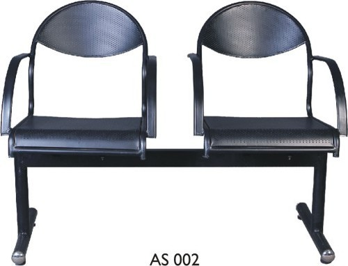 Auditorium Chairs - Leatherite 3 Seater Chair Manufacturer from Chennai