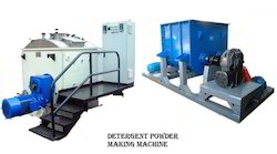 Detergent Powder Machinery