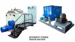 Detergent Powder Machinery