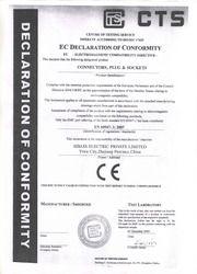 EC Declaration