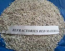 Refractories Boiler Bed Material