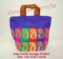 Bag  Multi Mango Broket