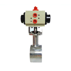 Rotary Actuator Butterfly Valve