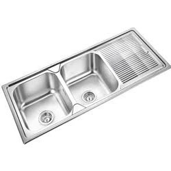 to meet the precise demands of clients we offer a wide range of ss kitchen sink these are one of the preferred selections of clients owing to its optimum - Kitchen Sink Models