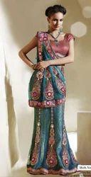 Designer Lehenga Saree