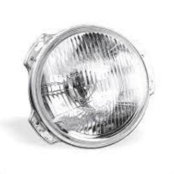 12V Plastic Cool White Automobile Earthmoving Lamp