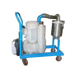 Electric Industrial Vacuum Cleaner