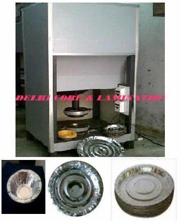 Semi Automatic Single Die Paper Plate Making Machine  sc 1 st  IndiaMART & Semi Automatic Single Die Paper Plate Making Machine - Delhi Core ...