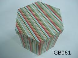 Hexagon Gift Boxes