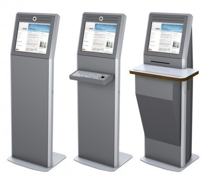 Touch Screen Kiosk At Rs 18000 Piece Information Kiosk