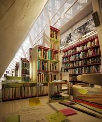 Library Interior Design