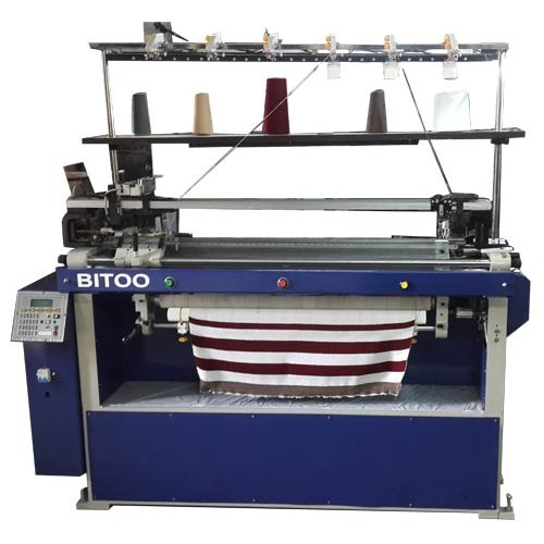 Transfer Flat Knitting Machine Flat Bed Knitting Machine