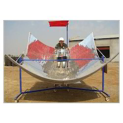 Solar Dish Type Cooker