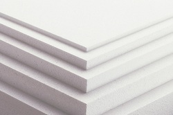 White Thermocol Sheets, For Packaging, Density <10 kg/ cubic-meter