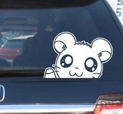 Car Window Vinyl Stickers