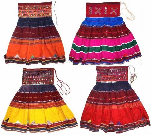 Vintage Banjara Belly Dance Skirts
