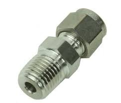Hastelloy Male Connector