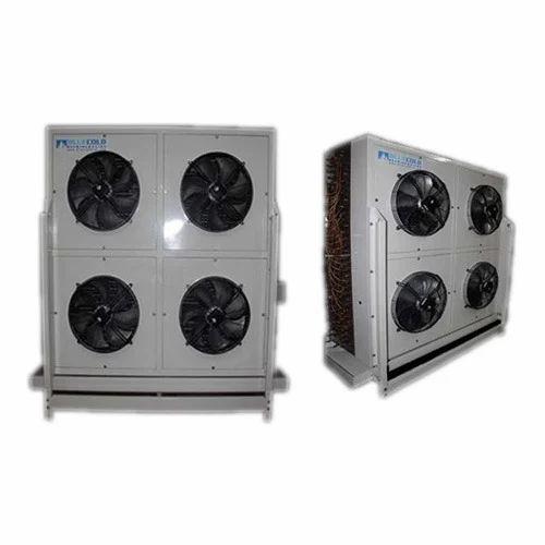 Stainless Steel Blue Cold Blast Freezer