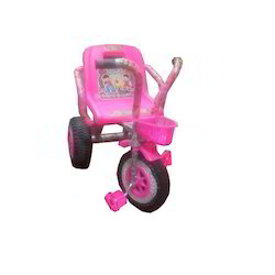 Pink Colored Baby Tricycle