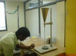 Concrete Admixture Testing