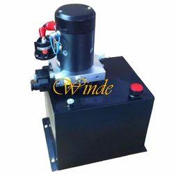 DC Hydraulic Power Unit - S Type Power Packs