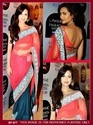 Fancy Stylish Latest Designer Party Wear Saree