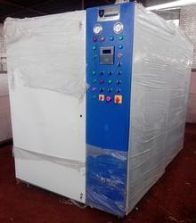 Integrated Autoclave with Shredder