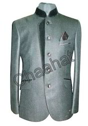 Grey Color Suit