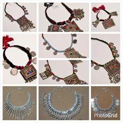 Oxidise Necklace