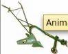 Animal Drawn Ridger Plough