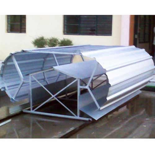 Ridge Vent Industrial Ridge Vent Manufacturer From Vadodara