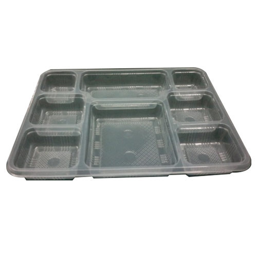 8 Partition Meal Tray