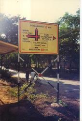 FRP Road Sign Boards