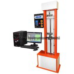 Computer Hydraulic Tensile Testing Machine