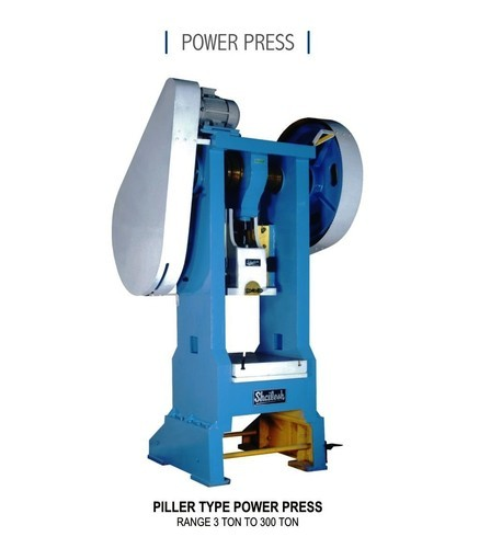 20 Ton Pillar Type Power Press