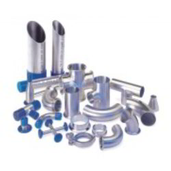 Hygienic Tubes And Fittings, SMS Union, TCL Union, SS Ferrule, TRI Clover