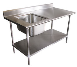 Worktable Sink