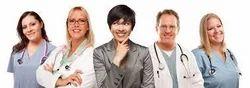 Doctors, Nurses And Hospital Staffs