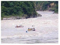 White Water Rafting In Sikkim