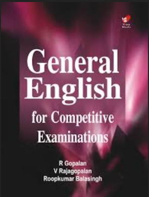 General English Book For Competitive Exams