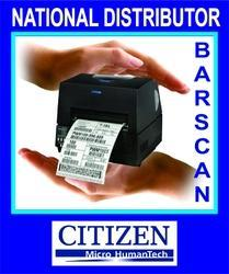 Authorized Distributor for Citizen Printers