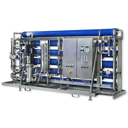 Stainless Steel Watershed Reverse Osmosis Plants, Institutional RO Plant