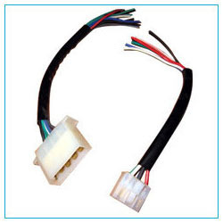 automotive wiring harness space auto manufacturer in wazirpur rh indiamart com auto wiring harness manufacturers in au cng auto electrical wiring harness manufacturers