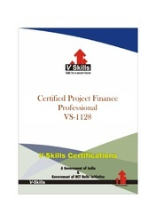 Certified Project Finance Professional