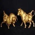 Brass Bullock