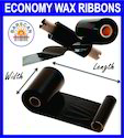 Barscan Economy Wax Thermal Transfer Ribbons