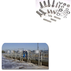 Carbon Steel Fasteners for Water Treatment Industry