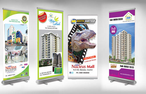 Standee With Flex Standee With Flex Printing Amp Designing