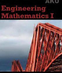 Engineering Mathematics I